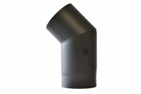 Fe Kouřovod koleno 45° pr.200mm