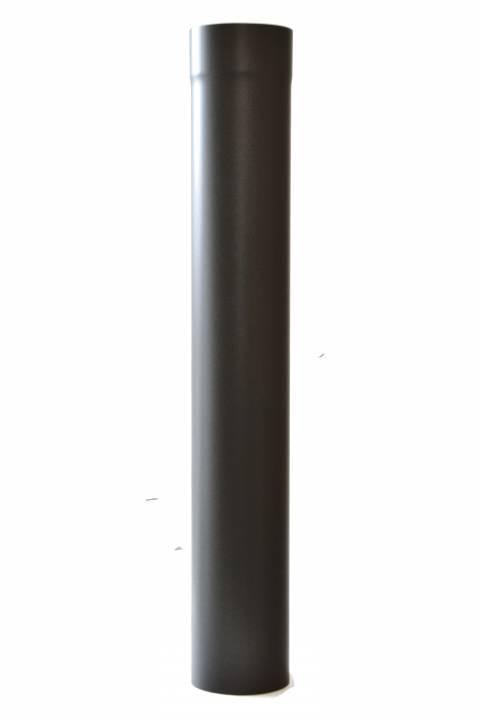 Fe Kouřovod roura pr.120mm, délka.1m