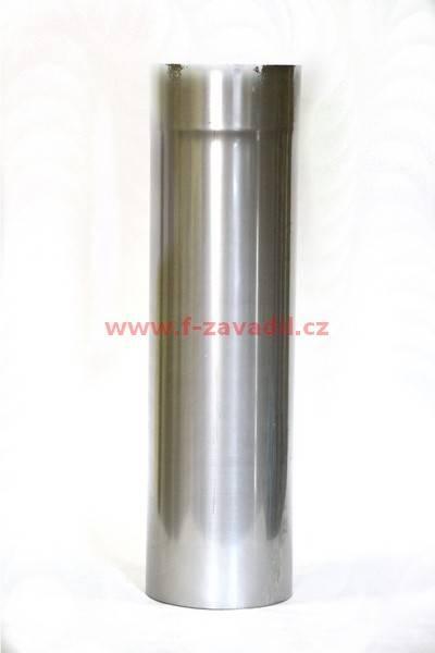Roura rovná nerez 1m, pr.200mm