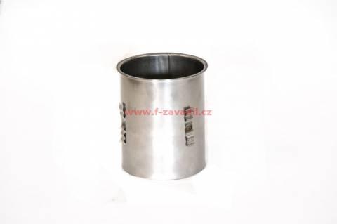 Zděř kouřová 0,6 mm, pr.200mm